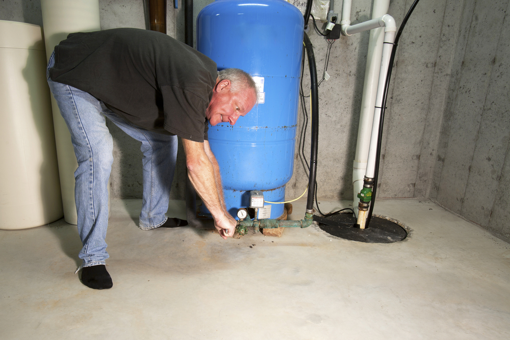 basement flooding is a summer plumbing problem solved with sump pumps
