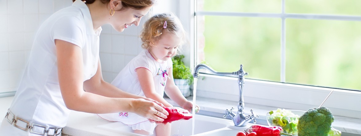 how to avoid clogged drains